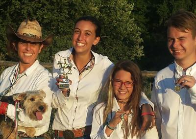 Tappa Campionato regionale Gimkana Centro Picchio Verde, Licciana Nardi